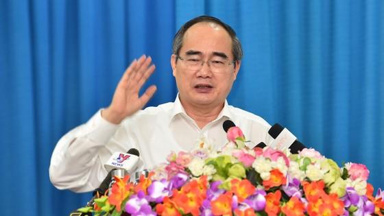 Bí thư Thành ủy TPHCM Nguyễn Thiện Nhân: Chống tham nhũng chưa bao giờ thực hiện quyết liệt như lúc này ảnh 2