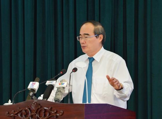 Bí thư Thành ủy TPHCM Nguyễn Thiện Nhân: Giao thông - Điểm nghẽn lớn nhất cho phát triển TPHCM ảnh 2