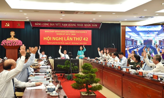 Bí thư Thành ủy TPHCM Nguyễn Thiện Nhân: Giao thông - Điểm nghẽn lớn nhất cho phát triển TPHCM ảnh 3