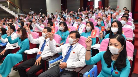 Bí thư Thành ủy TPHCM Nguyễn Thiện Nhân: Quận 2 góp phần vào xây dựng hạt nhân sáng tạo của TPHCM ảnh 5