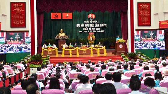 Bí thư Thành ủy TPHCM Nguyễn Thiện Nhân: Quận 2 góp phần vào xây dựng hạt nhân sáng tạo của TPHCM ảnh 4