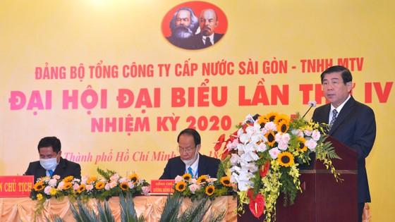 Đưa Tổng Công ty Cấp nước Sài Gòn vào câu lạc bộ doanh nghiệp nộp ngân sách trên 1.000 tỷ đồng/năm ảnh 2