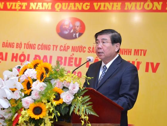 Đưa Tổng Công ty Cấp nước Sài Gòn vào câu lạc bộ doanh nghiệp nộp ngân sách trên 1.000 tỷ đồng/năm ảnh 3