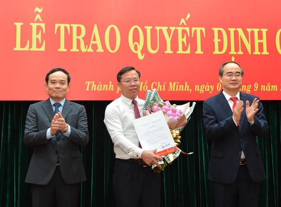 Thành ủy TPHCM có tân Chánh Văn phòng ảnh 3