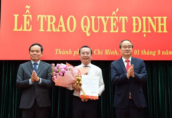 Thành ủy TPHCM có tân Chánh Văn phòng ảnh 2