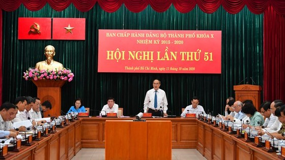 Ban Chấp hành Đảng bộ TPHCM cảm ơn Nhân dân ảnh 1