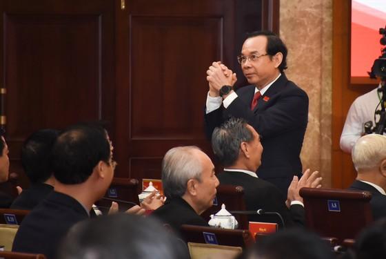 Long trọng khai mạc Đại hội đại biểu Đảng bộ TPHCM lần thứ XI ảnh 3