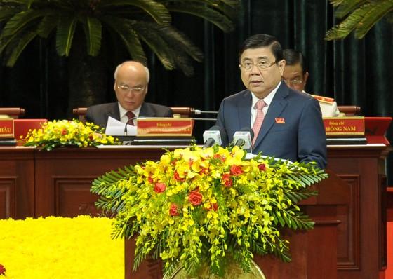 Long trọng khai mạc Đại hội đại biểu Đảng bộ TPHCM lần thứ XI ảnh 4