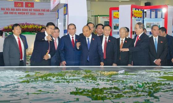 Long trọng khai mạc Đại hội đại biểu Đảng bộ TPHCM lần thứ XI ảnh 6