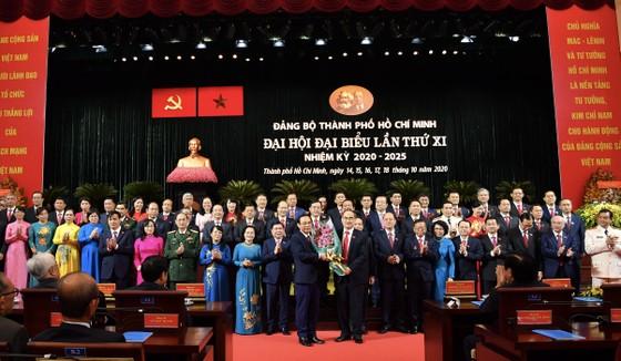 Tân Bí thư Thành ủy TPHCM Nguyễn Văn Nên chính thức ra mắt ảnh 1