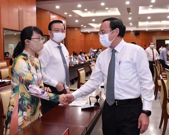 Bí thư Thành ủy TPHCM Nguyễn Văn Nên: Dịch Covid-19 quay trở lại,  TPHCM đang quyết liệt xử lý ảnh 3