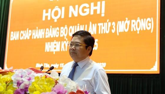Năm 2020, kinh tế quận Bình Tân duy trì tốc độ tăng trưởng 13,63% ảnh 1