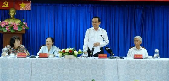 Bí thư Thành ủy TPHCM Nguyễn Văn Nên: Hạn chế tối đa thiệt thòi với cán bộ khi lập TP Thủ Đức ảnh 1