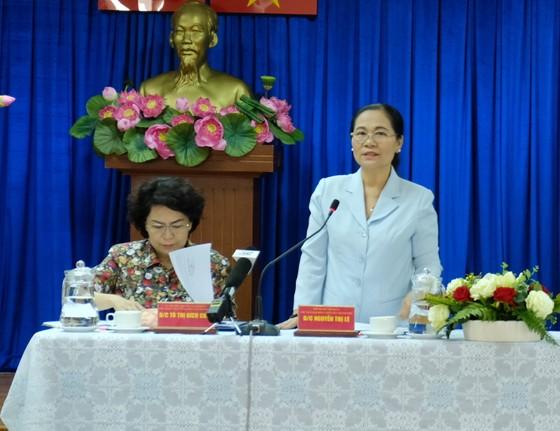 Bí thư Thành ủy TPHCM Nguyễn Văn Nên: Hạn chế tối đa thiệt thòi với cán bộ khi lập TP Thủ Đức ảnh 4