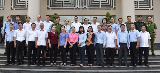 Bí thư Thành ủy TPHCM Nguyễn Văn Nên: Hạn chế tối đa thiệt thòi với cán bộ khi lập TP Thủ Đức ảnh 3