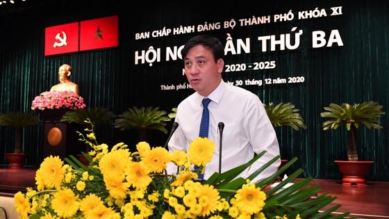 Bí thư Thành ủy TPHCM Nguyễn Văn Nên: Đổi mới lề lối làm việc, tăng cường trách nhiệm của người đứng đầu ảnh 5