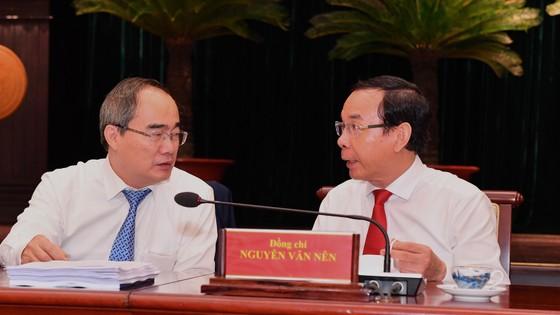 Bí thư Thành ủy TPHCM Nguyễn Văn Nên: Đổi mới lề lối làm việc, tăng cường trách nhiệm của người đứng đầu ảnh 3