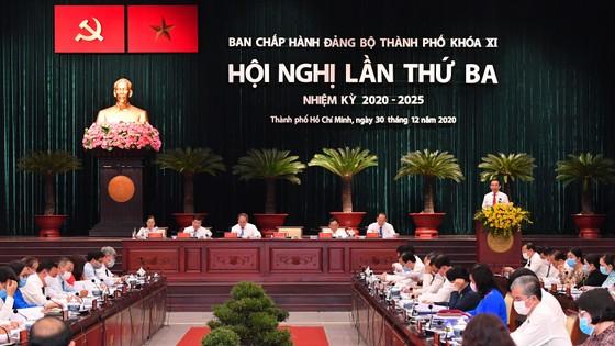 Bí thư Thành ủy TPHCM Nguyễn Văn Nên: Đổi mới lề lối làm việc, tăng cường trách nhiệm của người đứng đầu ảnh 1