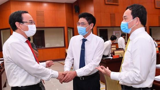 Bí thư Thành ủy TPHCM Nguyễn Văn Nên: Đổi mới lề lối làm việc, tăng cường trách nhiệm của người đứng đầu ảnh 4