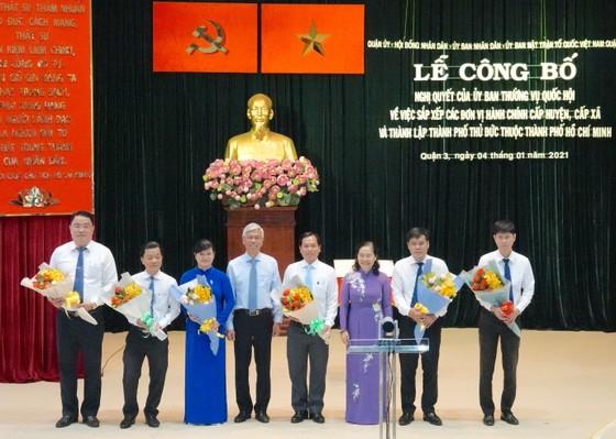 Ngày 4-2, TPHCM chính thức có phường Võ Thị Sáu ảnh 3