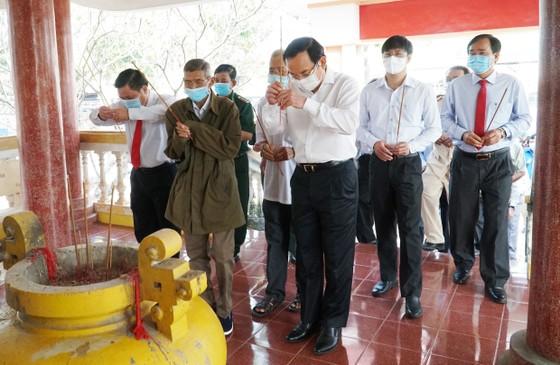 Bí thư Thành ủy TPHCM Nguyễn Văn Nên: Tạo nỗ lực mới, đưa đất nước phát triển hùng cường ảnh 3
