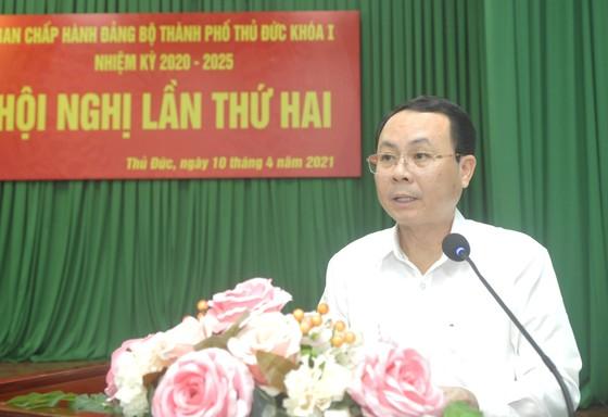 Bí thư Thành ủy TPHCM Nguyễn Văn Nên: TP Thủ Đức có điều kiện đặc thù, thì phải có cơ chế đặc thù ảnh 1