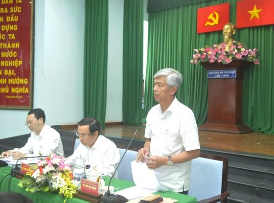 Bí thư Thành ủy TPHCM Nguyễn Văn Nên: TP Thủ Đức có điều kiện đặc thù, thì phải có cơ chế đặc thù ảnh 6