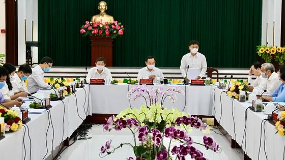 Bí thư Thành ủy TPHCM Nguyễn Văn Nên mong muốn khôi phục hình ảnh vàng son của quận 5 ảnh 7