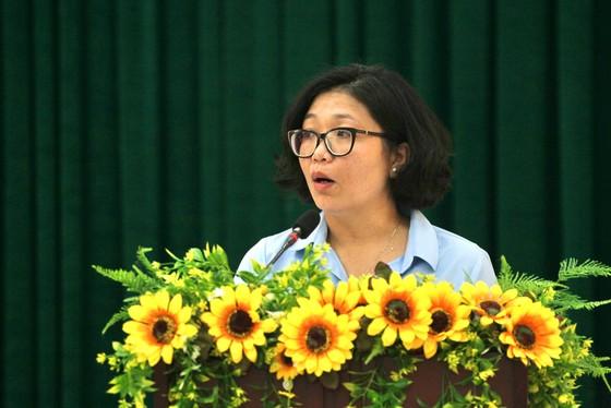Bí thư Thành ủy TPHCM Nguyễn Văn Nên mong muốn khôi phục hình ảnh vàng son của quận 5 ảnh 3