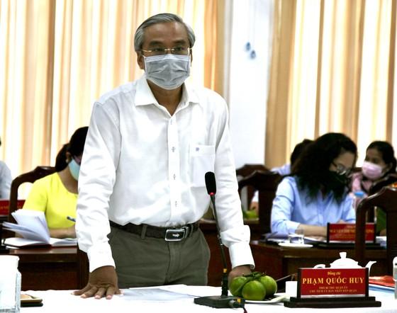 Bí thư Thành ủy TPHCM Nguyễn Văn Nên mong muốn khôi phục hình ảnh vàng son của quận 5 ảnh 4