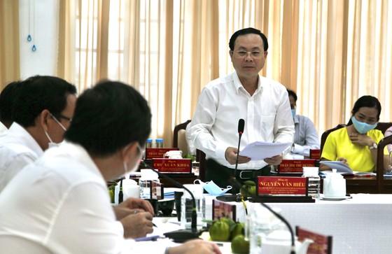 Bí thư Thành ủy TPHCM Nguyễn Văn Nên mong muốn khôi phục hình ảnh vàng son của quận 5 ảnh 6