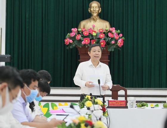 Bí thư Thành ủy TPHCM Nguyễn Văn Nên mong muốn khôi phục hình ảnh vàng son của quận 5 ảnh 8