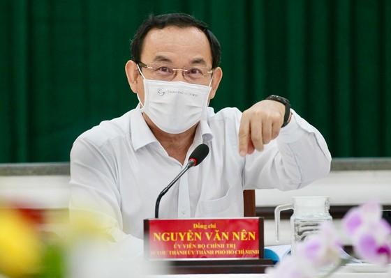 Bí thư Thành ủy TPHCM Nguyễn Văn Nên mong muốn khôi phục hình ảnh vàng son của quận 5 ảnh 10