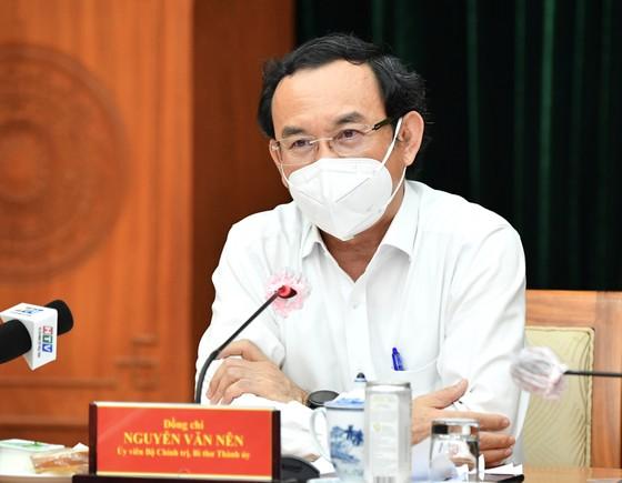 Bí thư Thành ủy TPHCM Nguyễn Văn Nên: Cách chức nếu không thực hiện nghiêm quy định phòng chống dịch ảnh 3