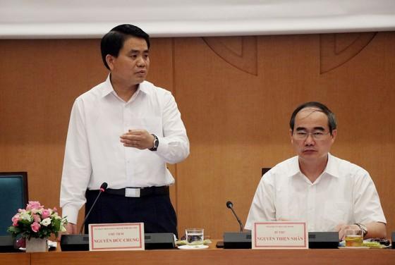 TPHCM mong được Hà Nội chia sẻ mô hình để thu hút đầu tư ảnh 3