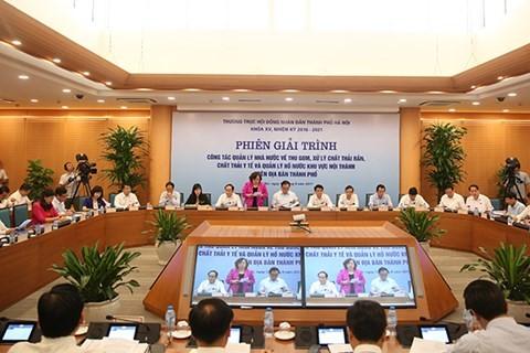 Tháng 10, Hà Nội khởi công nhà máy xử lý rác công suất 4.000 tấn/ngày ảnh 1