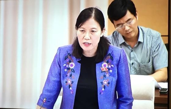 Chủ nhiệm Ủy ban Tư pháp Lê Thị Nga: Đề nghị kiểm tra lại bản án với ông Nguyễn Khắc Thủy  ảnh 1