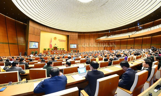 Hôm nay 20-7, Quốc hội khóa XV khai mạc kỳ họp thứ nhất