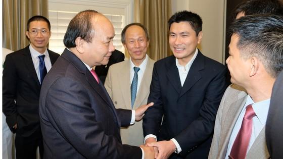 Mời 100 trí thức người Việt trên thế giới về giúp xây dựng Cách mạng công nghiệp 4.0 ảnh 2