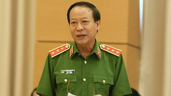 Thượng tướng Lê Quý Vương nói về vụ án liên quan cựu trung tướng Phan Văn Vĩnh ảnh 1