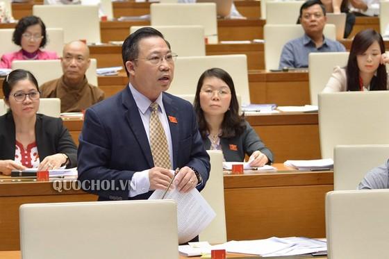 Về vi phạm của cơ quan điều tra: ĐB Lưu Bình Nhưỡng và GĐ Công an tranh luận nảy lửa ảnh 1