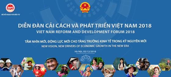 Diễn đàn Cải cách và Phát triển Việt Nam lần đầu tiên khai mạc tại Hà Nội ảnh 1