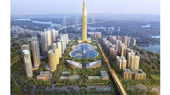 Động thổ dự án thành phố thông minh hơn 4 tỷ USD tại Đông Anh, Hà Nội ảnh 2