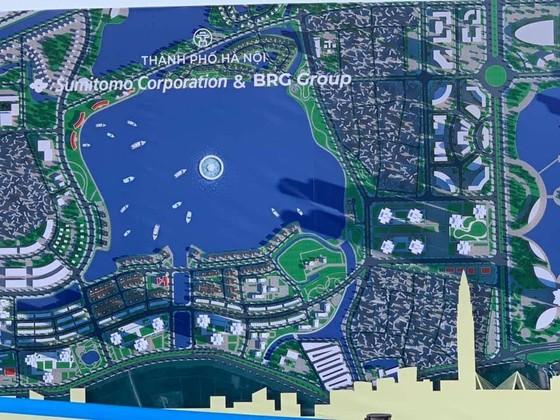 Động thổ dự án thành phố thông minh hơn 4 tỷ USD tại Đông Anh, Hà Nội ảnh 1