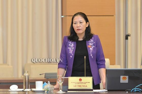 Chủ tịch Quốc hội đề nghị xem xét thành lập Bộ Thanh niên và Thể thao ảnh 1
