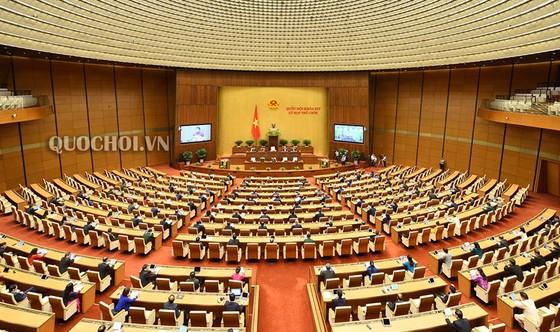 Khai mạc trọng thể kỳ họp thứ 9 tại Nhà Quốc hội và 63 điểm cầu truyền hình trên toàn quốc ảnh 1