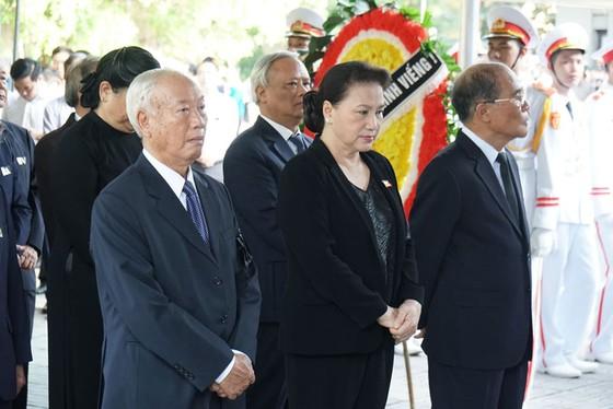 Tổ chức trọng thể lễ tang đồng chí Vũ Mão theo nghi thức Lễ tang Cấp cao ảnh 1