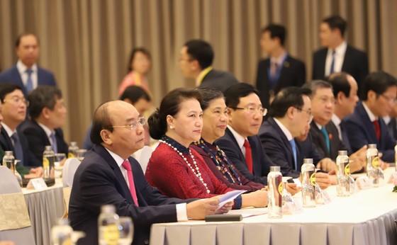 Bản lĩnh của Cộng đồng ASEAN được thể hiện rõ nét, gắn kết chặt chẽ các thành viên ảnh 3