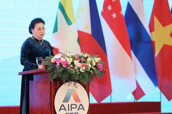 Khai mạc trọng thể Đại hội đồng AIPA 41 chủ đề 'Ngoại giao nghị viện vì Cộng đồng ASEAN gắn kết và chủ động thích ứng' ảnh 1