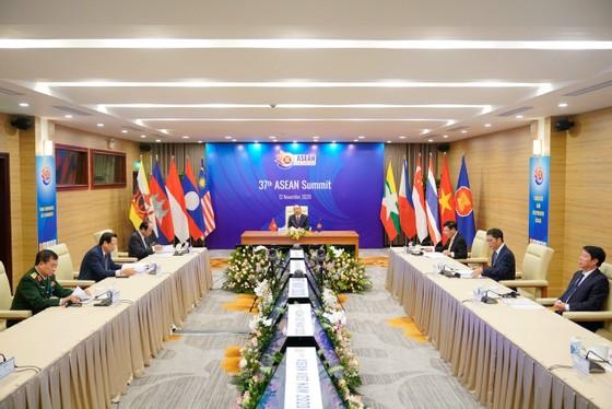 Cam kết mạnh mẽ về xây dựng Biển Đông  ảnh 3